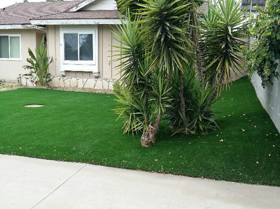 Artificial turf cost troy texas design ideas front yard for Cost to landscape front yard