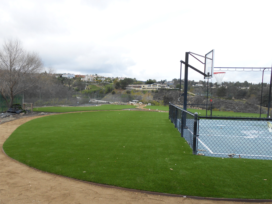 Artificial Grass: Lawn Services Humble, Texas Softball, Commercial Landscape