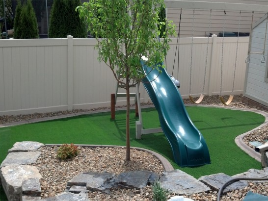 Artificial Grass Photos: Artificial Turf Cuero, Texas Indoor Playground, Backyard Makeover
