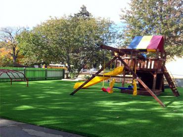 Fake Lawn Manvel, Texas Playground, Commercial Landscape artificial grass