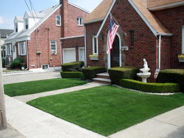 Artificial Grass Photos: Fake Turf Bryan, Texas Lawns, Front Yard Design