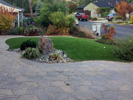 Artificial Grass Photos: Grass Carpet Danbury, Texas Home And Garden, Front Yard Landscaping