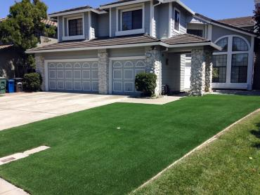 Artificial Grass Photos: Grass Installation Wharton, Texas Backyard Deck Ideas, Front Yard