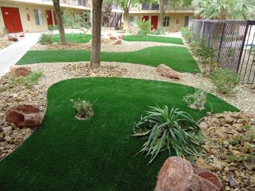 Artificial Grass Photos: Green Lawn Huntington, Texas Landscape Ideas, Commercial Landscape