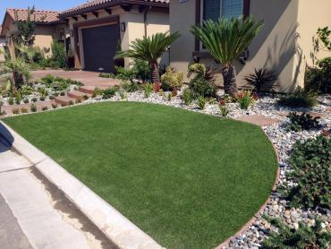Artificial Grass Photos: Installing Artificial Grass Bellville, Texas Design Ideas, Front Yard Design