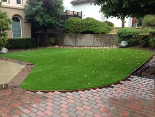Artificial Grass Photos: Installing Artificial Grass Oyster Creek, Texas Landscape Ideas, Front Yard Design