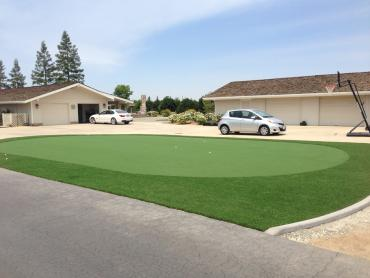 Artificial Grass Photos: Installing Artificial Grass Pointblank, Texas Rooftop, Small Front Yard Landscaping