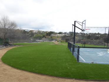 Lawn Services Humble, Texas Softball, Commercial Landscape artificial grass