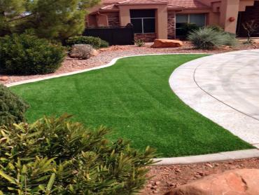 Artificial Grass Photos: Synthetic Grass Matagorda, Texas Paver Patio, Front Yard Design
