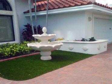 Artificial Grass Photos: Synthetic Turf Fulshear, Texas Landscaping, Front Yard Design
