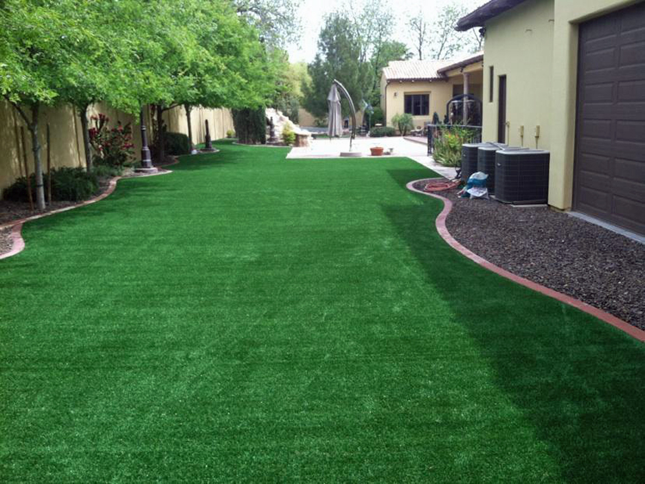 Installing Artificial Grass Spring, Texas Rooftop ... on Artificial Turf Backyard Ideas id=61919